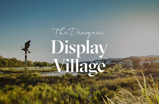 Designer Display Village