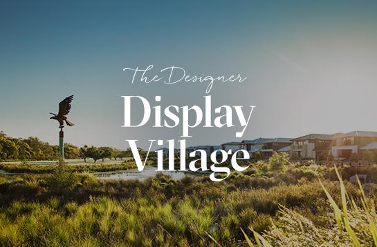 Designer Display Village